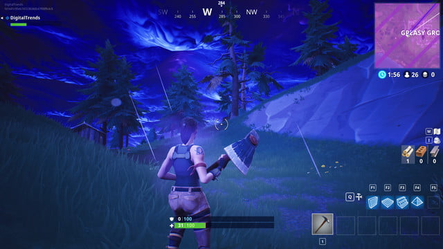 fortnite pc performance effects low