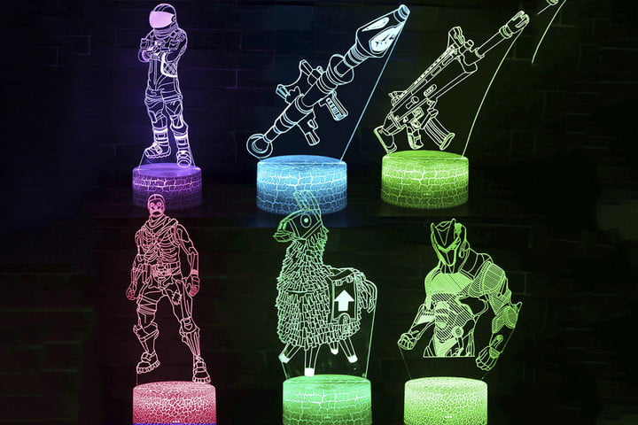 Fortnite Color-changing Lamps | Fortnite gifts