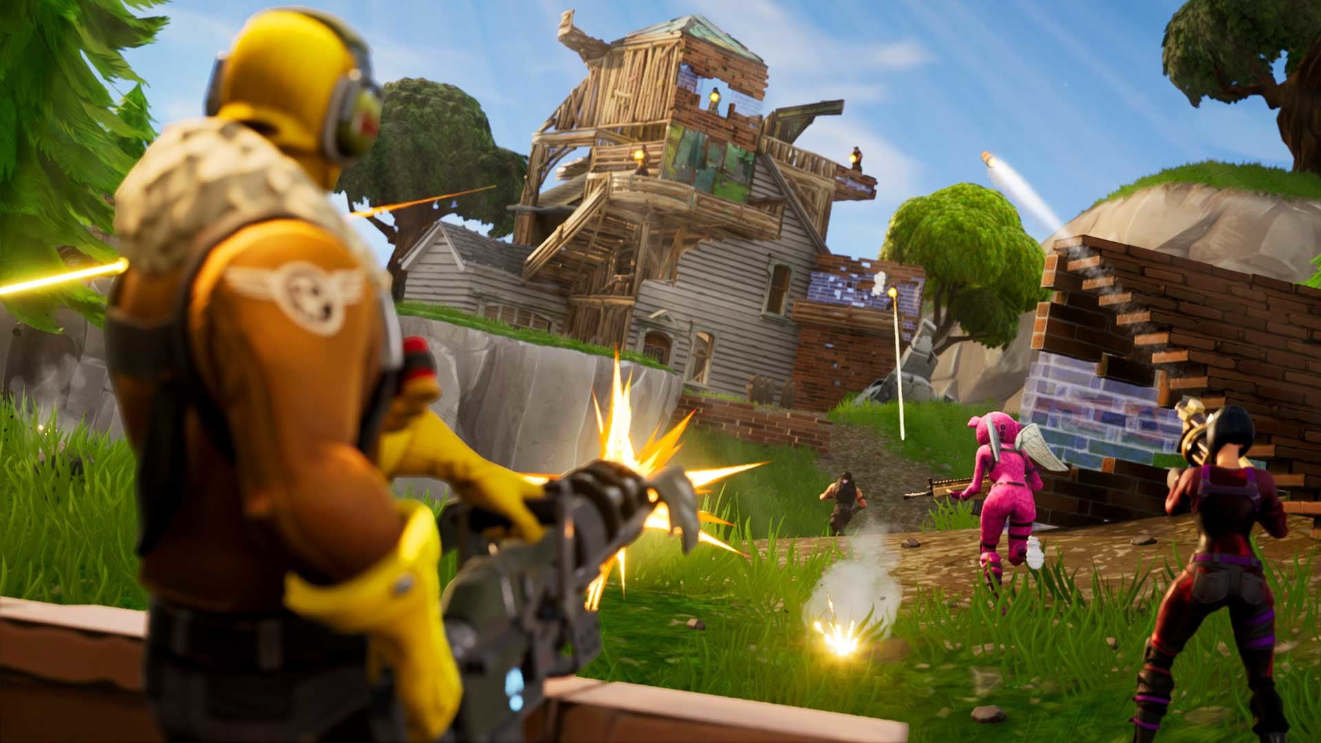 Fortnite Player Sets Single Game Kills Record And Everyone Hates