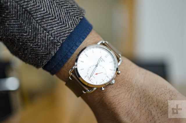 Fossil Q Commuter Review Digital Trends