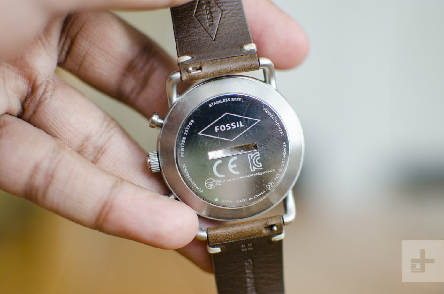 Fossil Q Commuter Hybrid Smarch Review