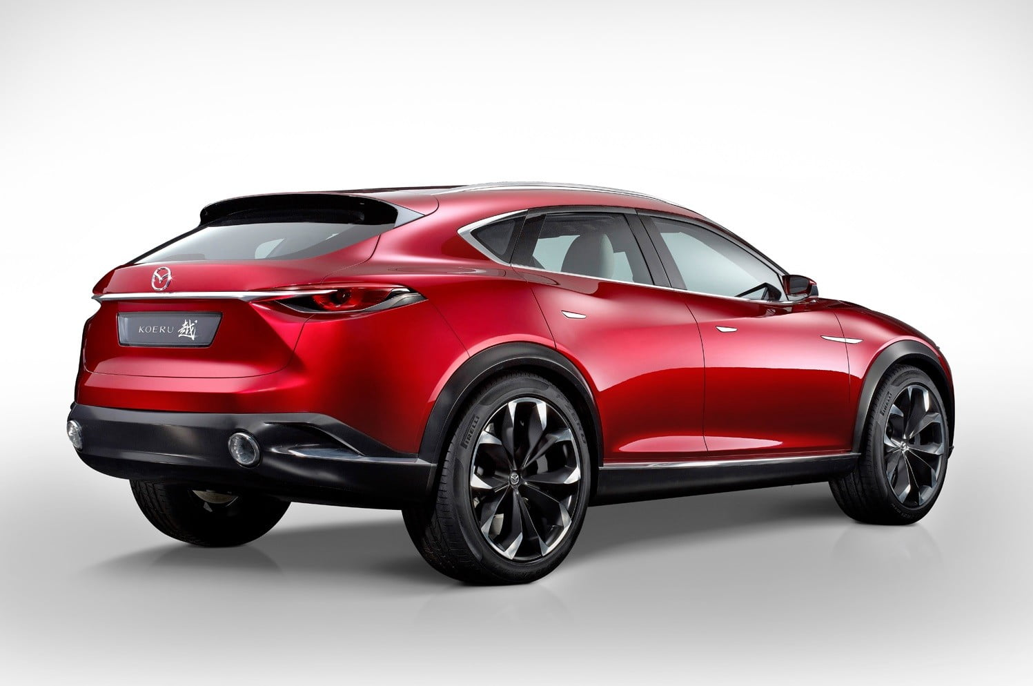 mazda announces plans to add fourth crossover to lineup