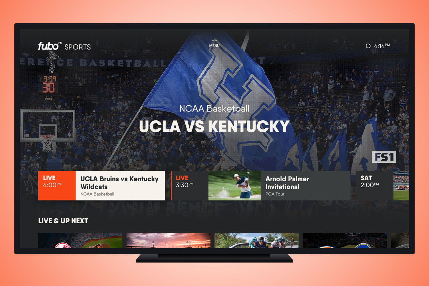 3c91aaf9 FuboTV: Still strong on sports, but now with something for everyone