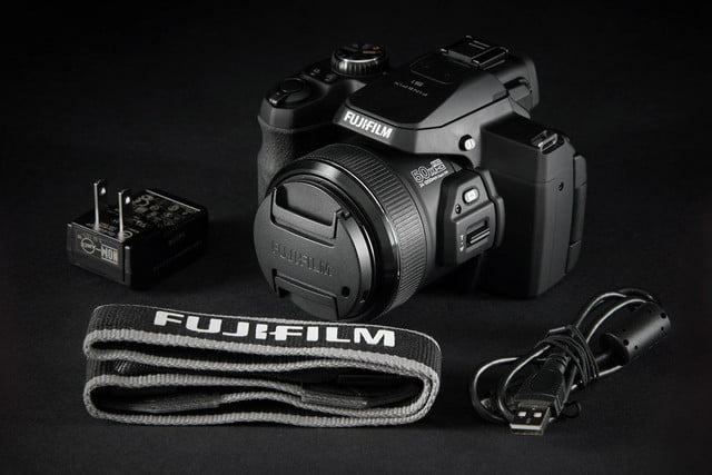 Fujifilm FinePix S1 kit full