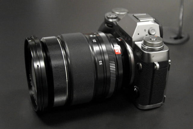 fujifilm makes smaller appearance ces 2015 reveals xf16 55mm f2 8 lens 2