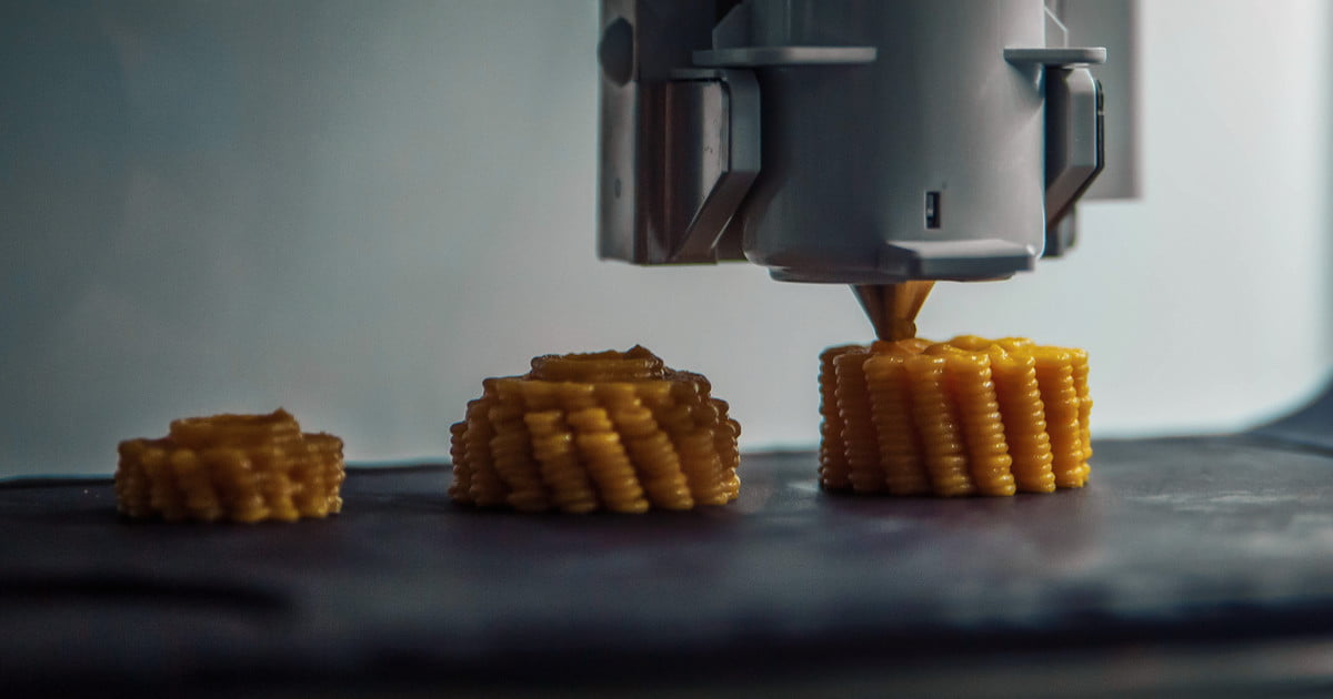 D Food Printers How They Could Change What You Eat  Digital Trends