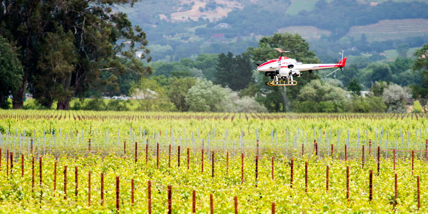 Automated agriculture: Can robots, drones, and AI save us from
