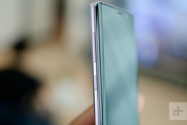 Galaxy Note 9 left