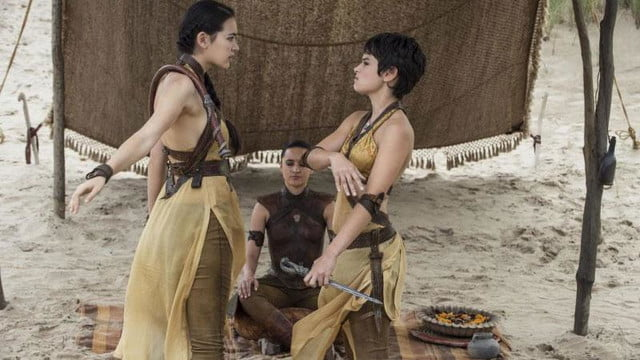 Game of thrones sons of the harpy screen 5