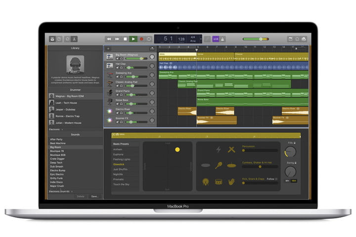 best free recording software garageband01