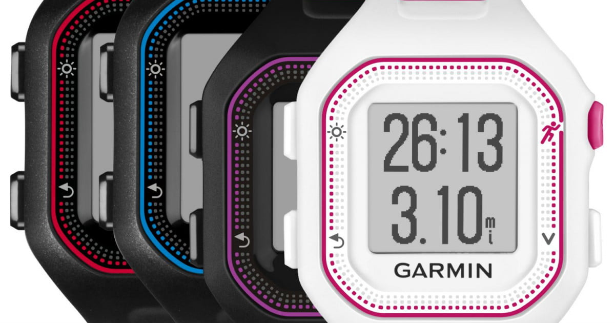 Garmin's Forerunner 25 Is Made For Large And Small Wrists | Digital Trends