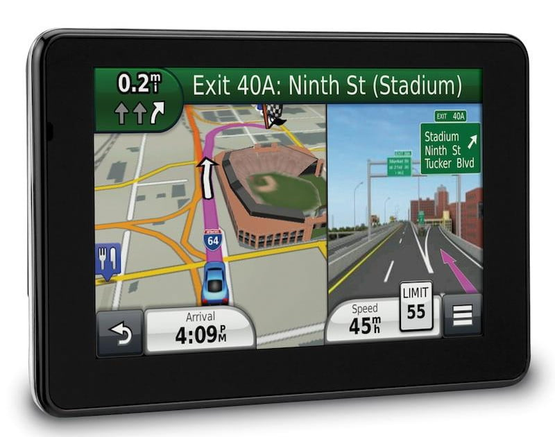 garmin announces n vi 3500 gps smartphone link for android digital trends. Black Bedroom Furniture Sets. Home Design Ideas