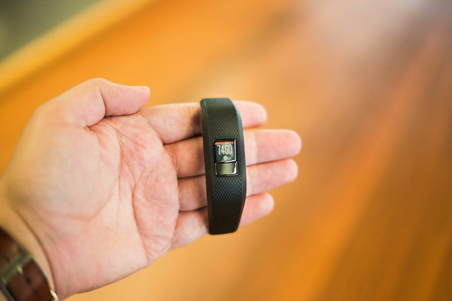 garmin vivofit  review digital trends