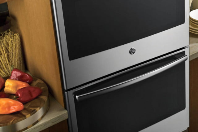 ge unveils a full suite of smarthome appliances at ces 2015 profile connected kitchen oven 2
