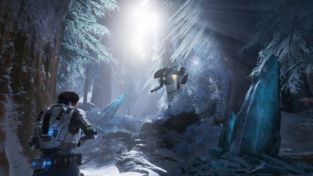 gears 5 sees kait diaz go awol to seek answers from the locus