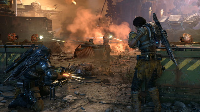 gears of war 4 hands on screenshot 2
