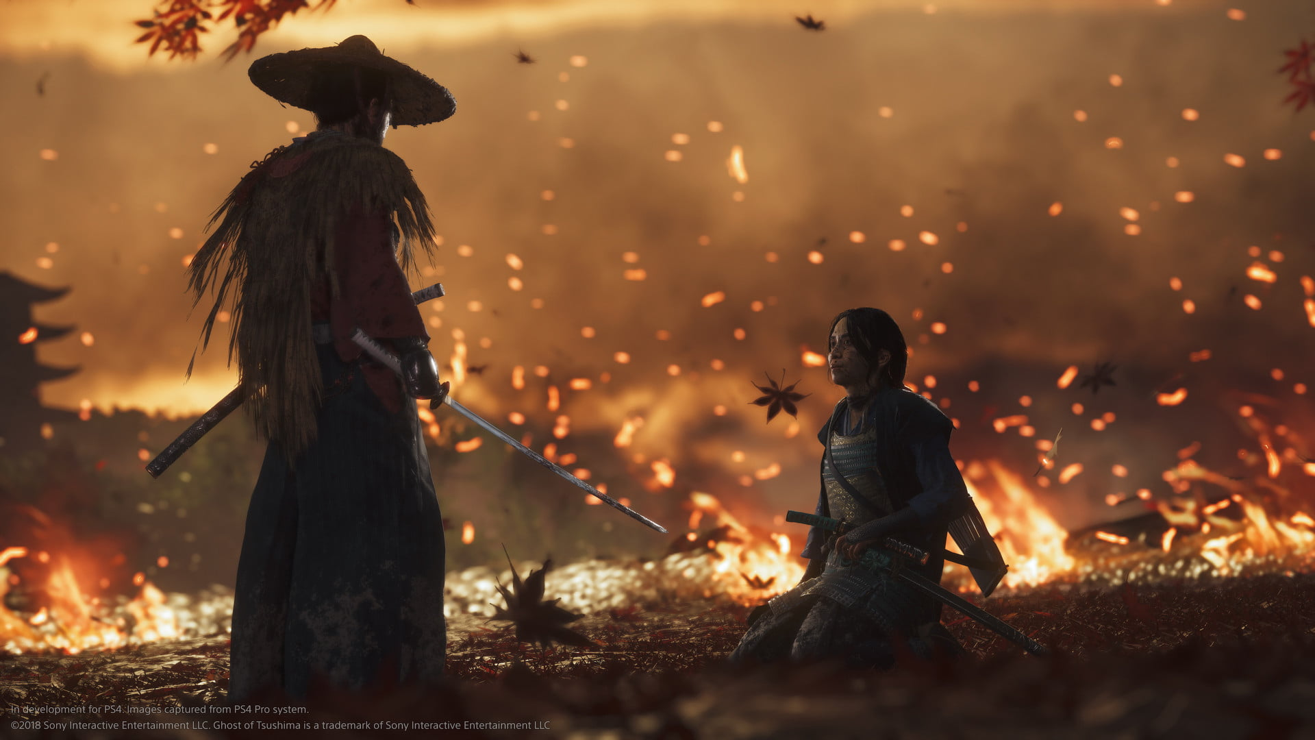 Image result for Ghost of tsushima e3 2018