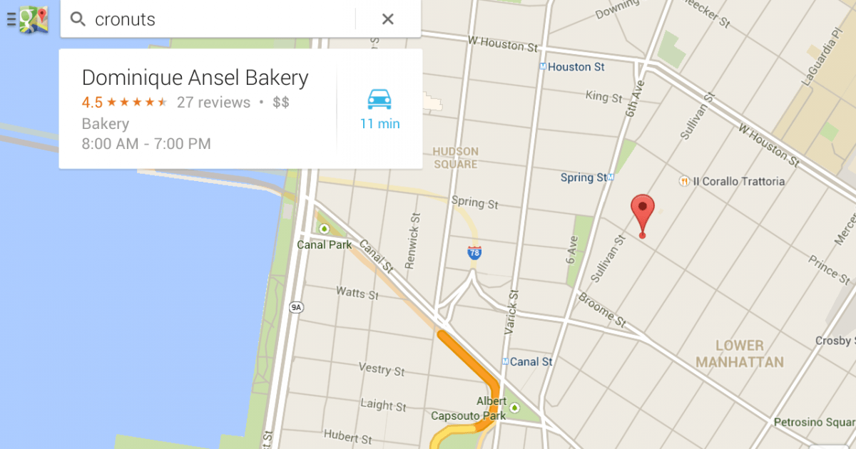 Google Maps For Android Review  Digital Trends - Google maps entire us