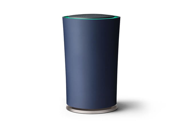 googles onhub a smarter faster router google device blue