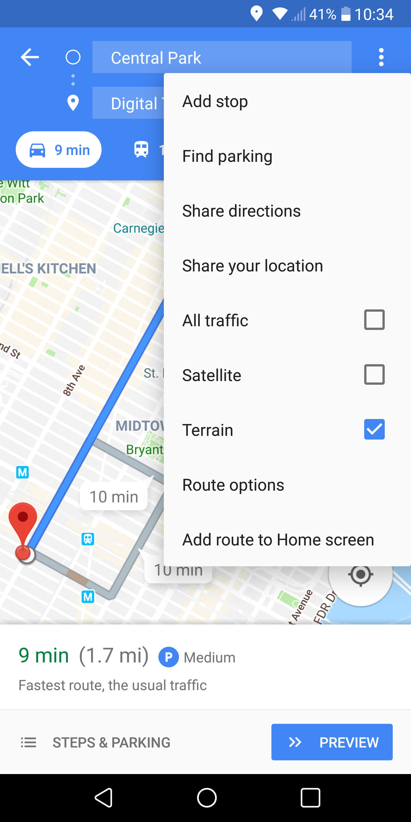 How to Use Google Maps | Page 2 | Digital Trends Plot Multiple Locations On A Map on