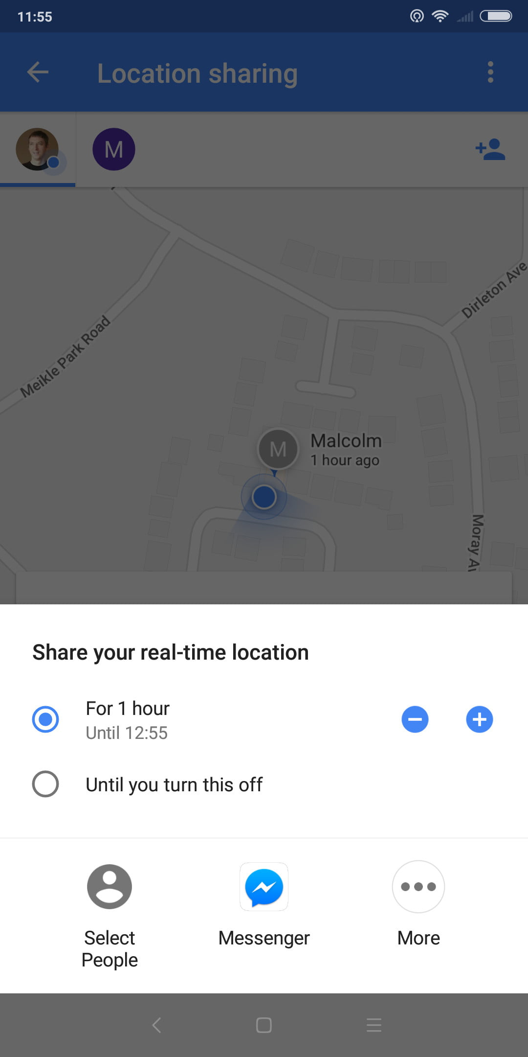 my location now google map live