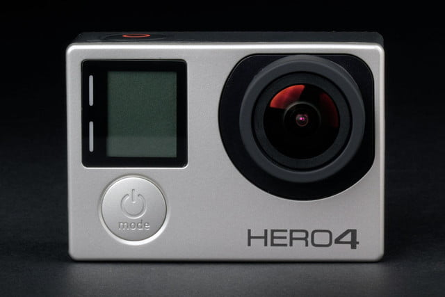 GoPro Hero4 Silver front lens 2