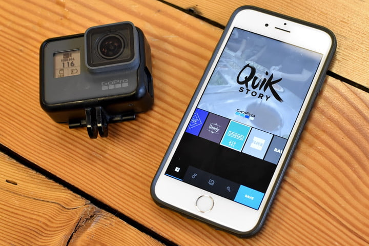 80d2c3b83f3253 GoPro Quik Can Create Videos from Hero5 Cameras With No Effort ...