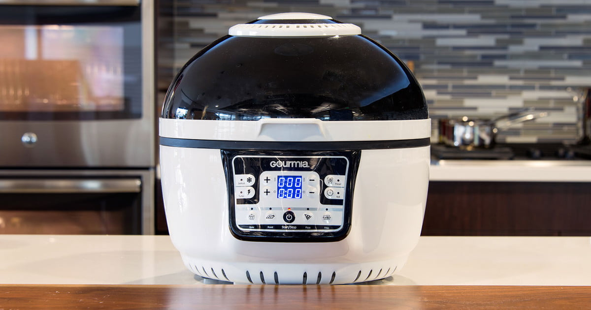 Gourmia GTA2500 Turbo Cook Air Fryer Review | Digital Trends