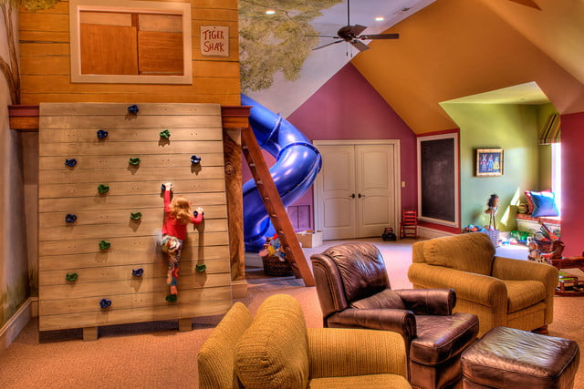 houses with amazing indoor slides greenville estate