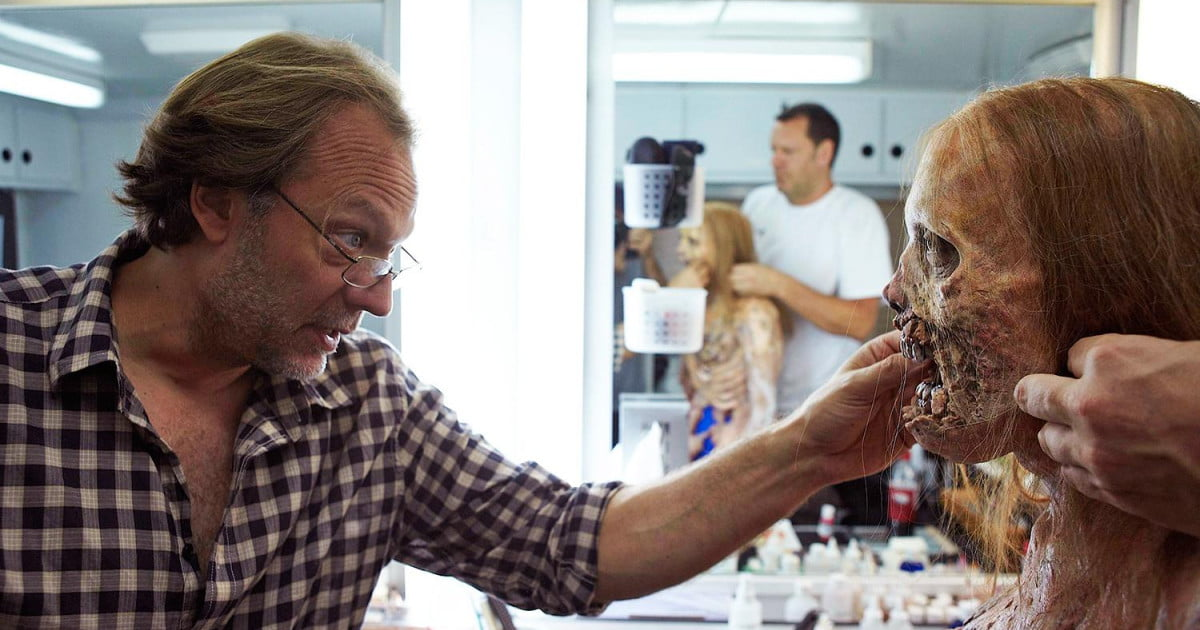 The Walking Dead Special Effects Mastermind Greg Nicotero