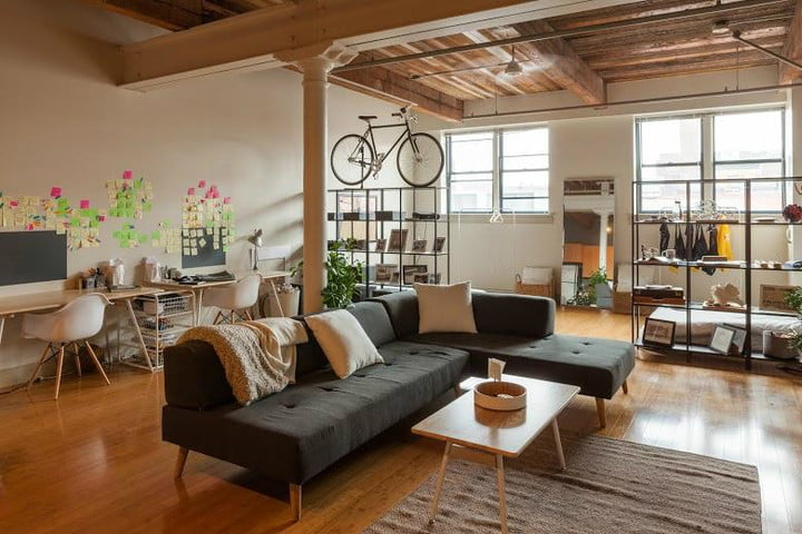 There Are Lots Of Ways To Outfit Your Unfurnished Apartment. You Could  Scour Craigslist Looking For Deals On Used Futons And Entertainment Centers.