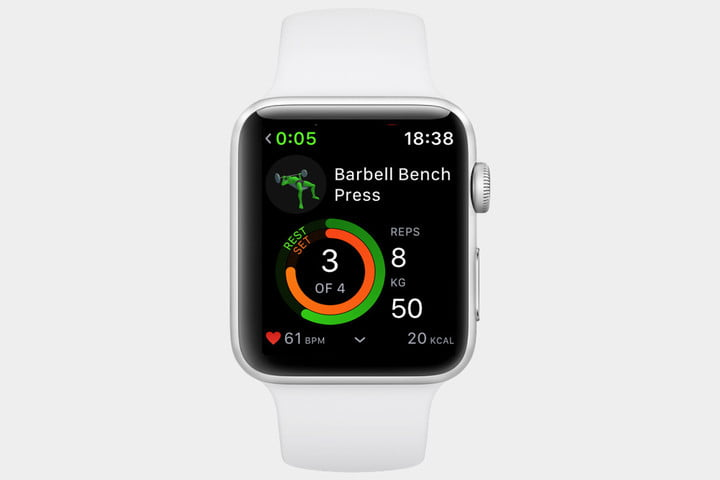 best fitness apps for the Apple Watch Gymaholic