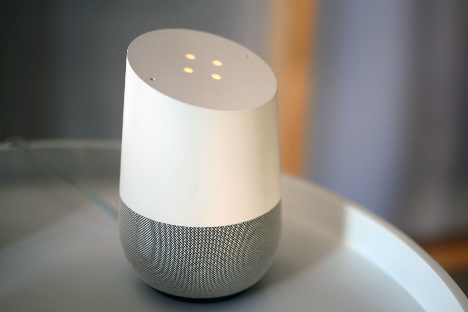 control google home from pc