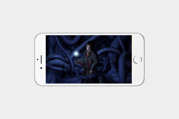 best iphone games harry potter