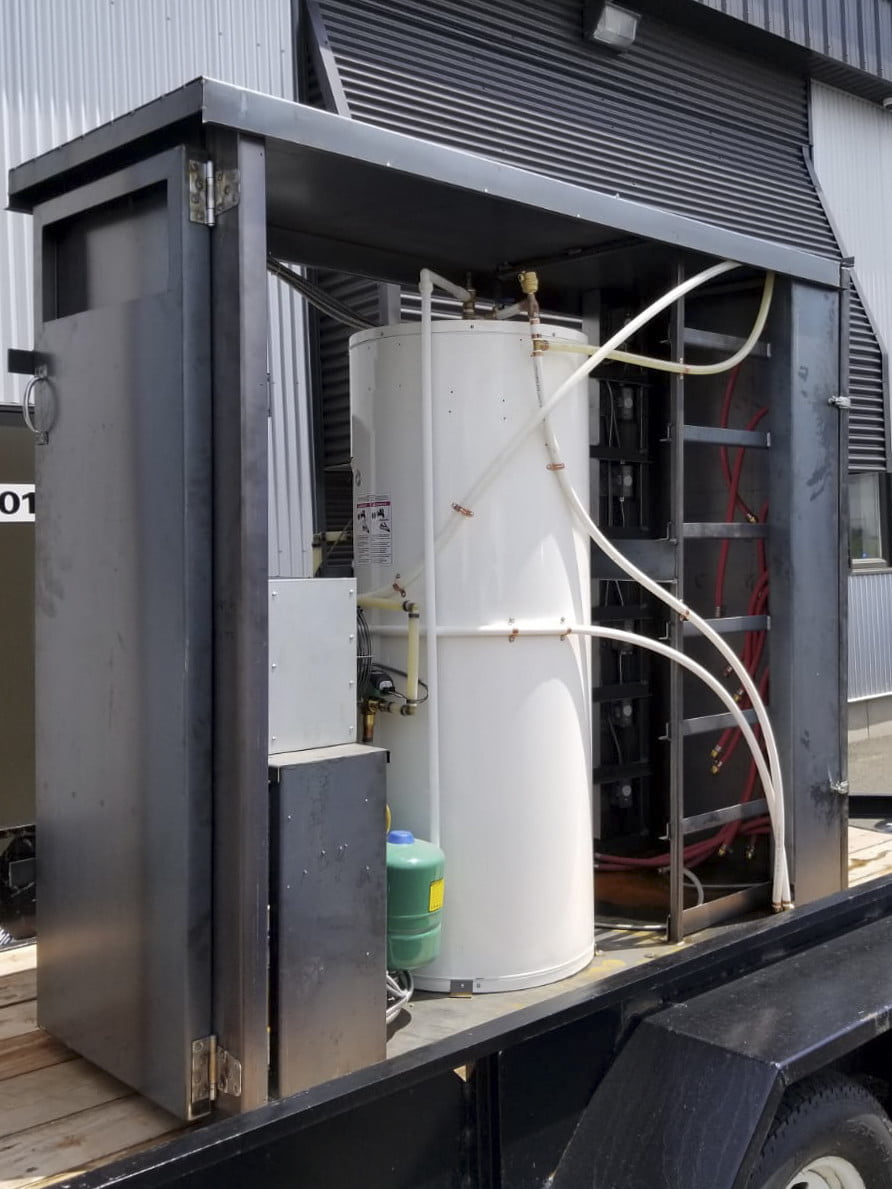 Heatmine Eliminates Wasteful Cryptomining By Swapping Space For Heat Water Tank Diagrams Hot Tanks Only Busters Heater