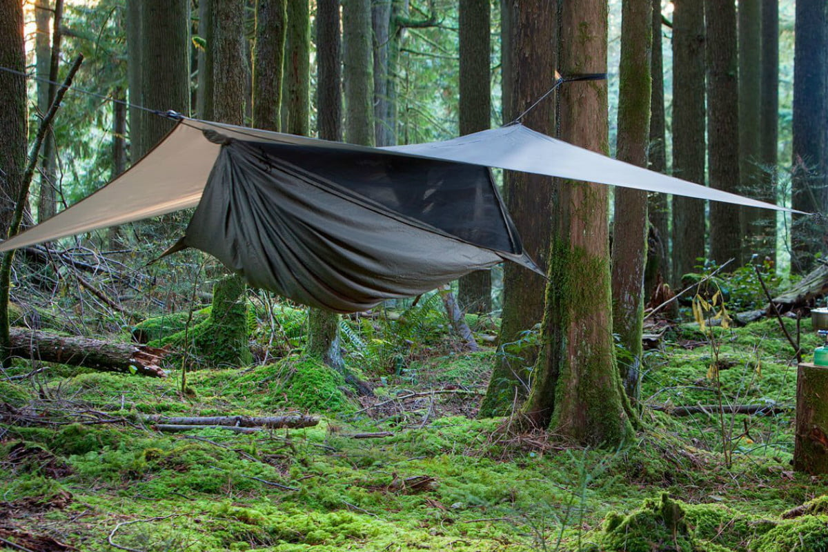 ultimate hammock camping guide hennessy