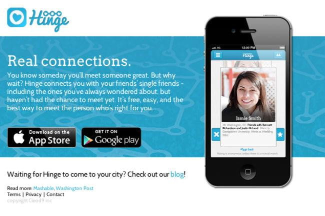 Rise of mobile dating apps
