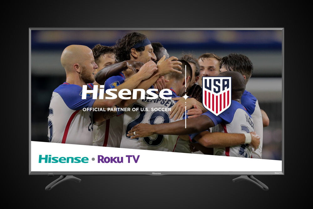 Hisense's latest 4K UHD Roku TV models are big on features