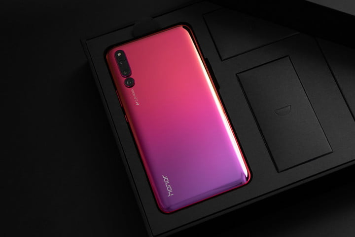 honor magic 2 news red