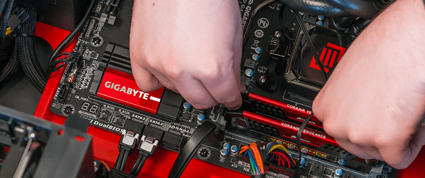 We built this powerful 4K gaming rig for under $1,000. Here's what's inside