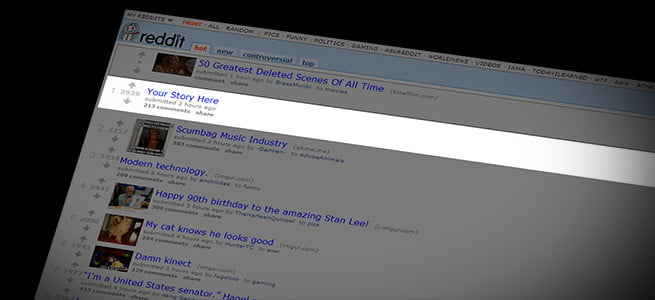 How to get a link on the front page of Reddit | Digital Trends
