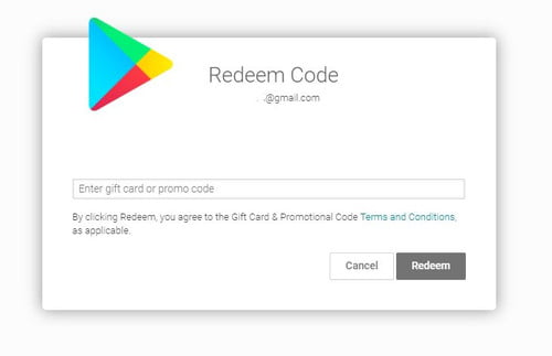 How To Use A Google Play Gift Card Digital Trends