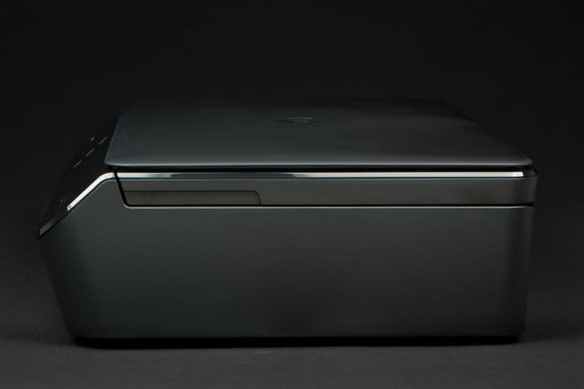 hp envy 4500 right side