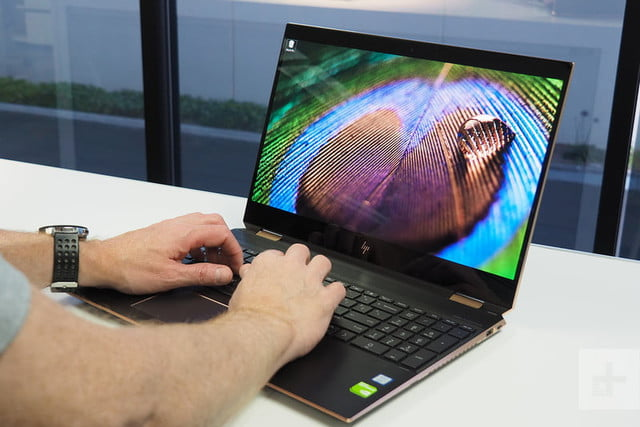 hp spectre x360 15 amoled review 14
