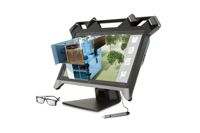hps zvr virtual reality display puts you in the picture hp  left facing 3