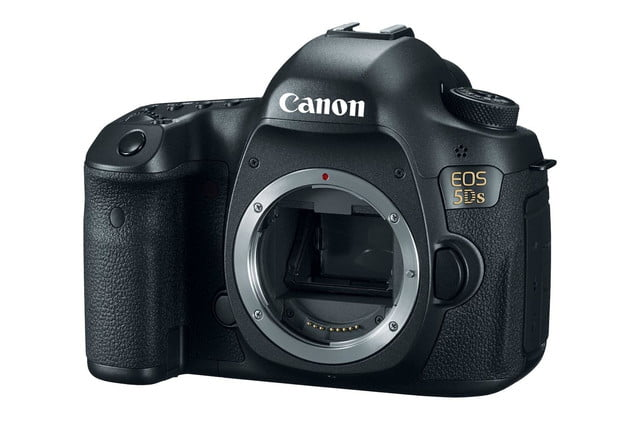 50 6 megapixel full frame sensor canons 5ds one super high resolution dslr hr body 3q cl