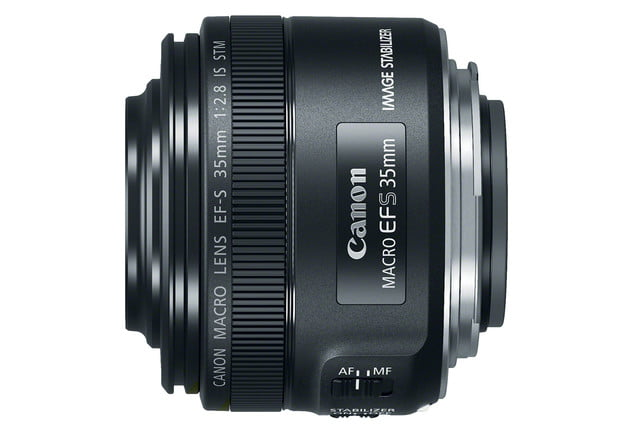 canon 35mm f28 macro sx720 hs announcement hr efs35 28macro is stm side cl 5
