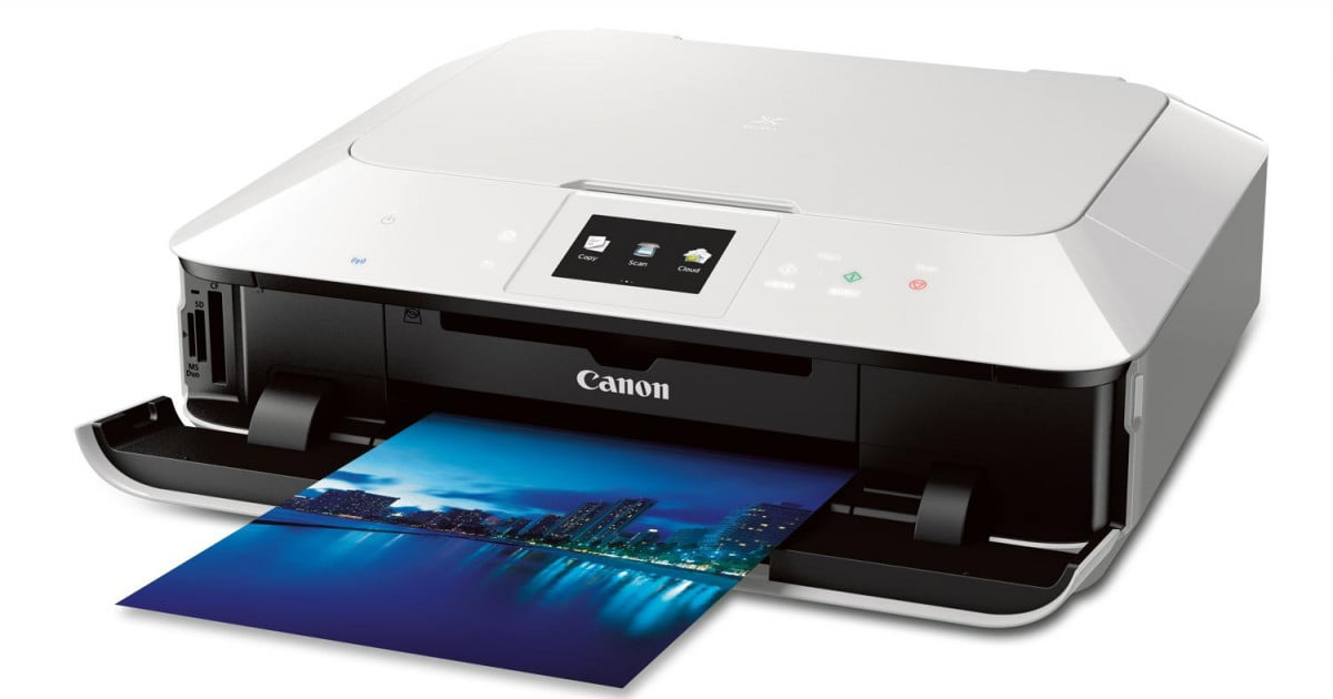 how to connect canon mg5520 to laptop