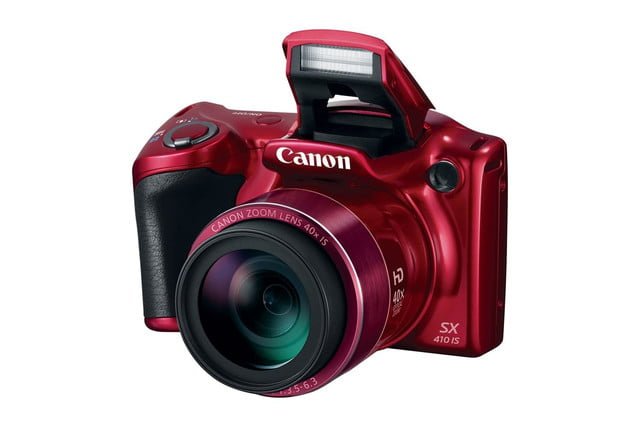 canons new powershots basic powerful model development hr sx410is red 3qflash cl
