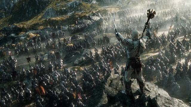 the hobbit battle of five armies review htbotfa trlr 0009r